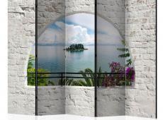 Paraván - Corfu Island II [Room Dividers]